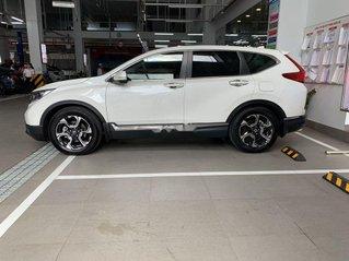 Cần bán Honda CR V sản xuất năm 2019, màu trắng, nhập khẩu nguyên chiếc