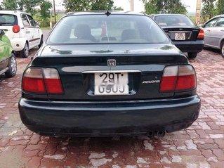 Bán xe Honda Accord sản xuất năm 1996, màu đen, nhập khẩu