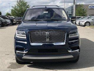Bán ô tô Lincoln Navigator Black Label L đời 2020, màu xanh lam, nhập khẩu nguyên chiếc