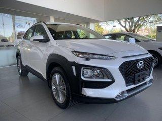 Bán xe Hyundai Kona 2019, màu trắng. Giao ngay