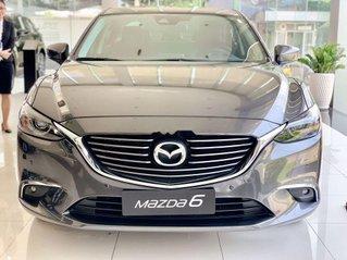 Cần bán xe Mazda 6 sản xuất 2019, xe giá thấp, tặng phụ kiện chính hãng