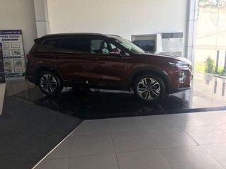 Cần bán Hyundai Santa Fe đời 2019, màu đỏ