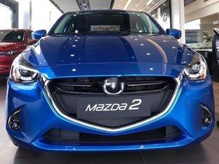 Bán xe Mazda 2 năm 2019, màu xanh lam, nhập khẩu