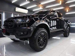 Bán ô tô Ford Ranger Raptor 2019 màu đen giao ngay đời 2019, xe nhập