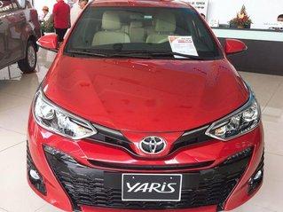 Cần bán xe Toyota Yaris 1.5G CVT năm 2019, xe nhập, giá thấp, giao nhanh