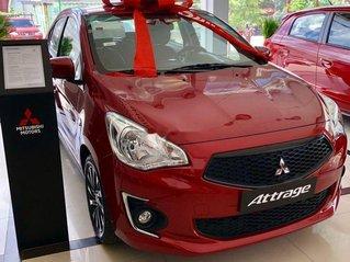 Bán Mitsubishi Attrage AT năm 2019, xe nhập, xe giá thấp giao nhanh