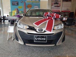 Cần bán Toyota Vios 1.5E MT đời 2019, xe giá thấp, giao nhanh toàn quốc