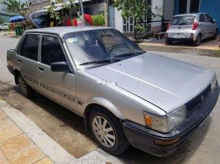 Bán Toyota Corolla năm 1986, màu bạc, nhập khẩu nguyên chiếc