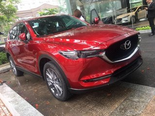 Bán Mazda CX5 Signature Pre 2.5AT FWD sản xuất năm 2019, xe gái thấp, giao nhanh