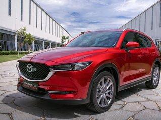 Mazda CX5 mới giảm ngay tiền mặt 85 triệu, thủ tục ngân hàng đơn giản