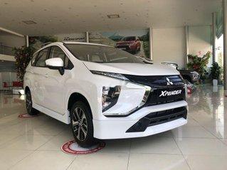 Bán xe Mitsubishi Xpander sản xuất 2019, màu trắng, nhập khẩu nguyên chiếc