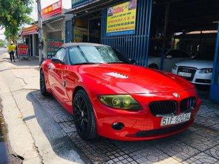 Bán ô tô BMW Z4 đời 2003, màu đỏ, xe nhập chính chủ, 660tr