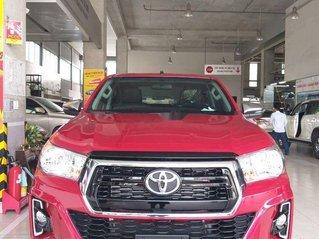 Cần bán Toyota Hilux 2.4G AT đời 2019, nhập khẩu giá cạnh tranh, giao nhanh