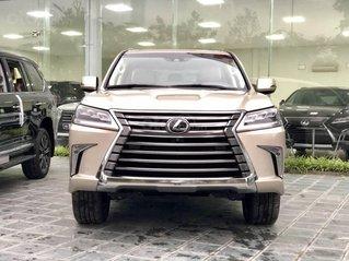 Lexus LX 570 Mỹ 2020 vàng cát, giá tốt nhất thị trường