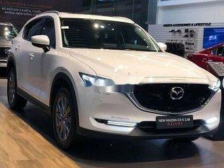 Bán ô tô Mazda CX 5 năm sản xuất 2019, màu trắng giá cạnh tranh