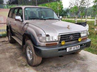 Bán Toyota Land Cruiser sản xuất 1996, nhập khẩu nguyên chiếc giá cạnh tranh