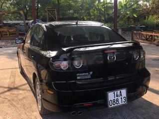 Cần bán lại xe Mazda 3 2009, màu đen còn mới
