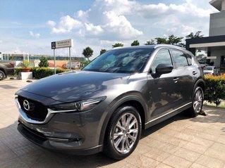 Bán Mazda CX 5 năm 2019, màu xám, giá chỉ 864 triệu