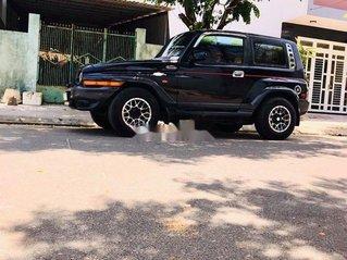 Cần bán lại xe Ssangyong Korando 2004, màu đen, nhập khẩu chính chủ giá cạnh tranh