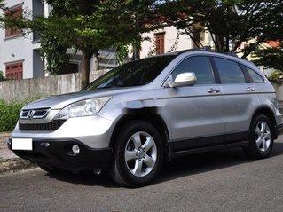 Cần bán xe Honda CR V 2.0AT năm 2009, màu bạc, nhập khẩu nguyên chiếc, 478tr