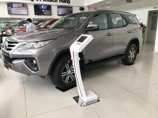 Bán Toyota Fortuner sản xuất năm 2019, màu xám