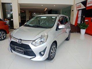 Bán ô tô Toyota Wigo đời 2019, màu bạc, nhập khẩu, giá tốt