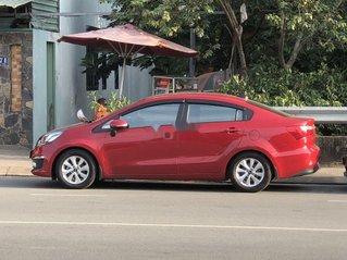 Cần bán lại xe Kia Rio năm 2015, màu đỏ, xe nhập, 420tr