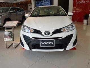 Bán Toyota Vios đời 2020, giá 470, khuyến mãi lớn