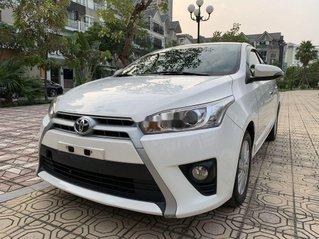 Bán Toyota Yaris đời 2014, màu trắng, nhập khẩu