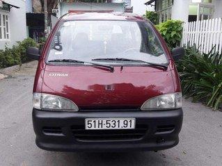Cần bán xe Daihatsu Citivan đời 2005, màu đỏ