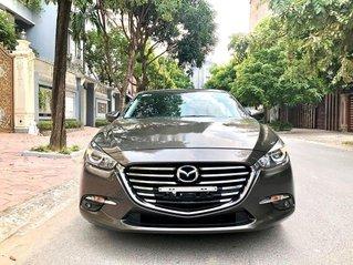 Cần bán xe Mazda 3 FL 1.5AT sản xuất 2018, màu nâu, 655 triệu