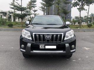 Bán Toyota Land Cruiser Prado TXL 2.7 sản xuất 2010, màu đen, nhập khẩu Nhật Bản đã độ lên 2 ghế điện