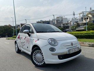Fiat 500 máy 1.2 turbo nhập 2010, số tự động, hàng full cao cấp vào đủ