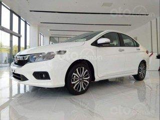 Honda Mỹ Đình: Bán Honda City TOP đời 2019, màu trắng, khuyến mại tốt nhất Hà Nội, hỗ trợ trả góp ưu đãi