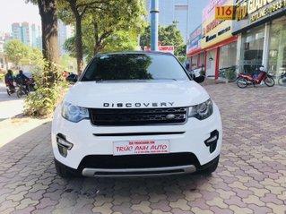 LandRover Discovery Sport HSE nhập khẩu, sản xuất 2015 model 2016, bản 7 chỗ, đi 50.823km