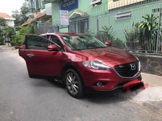 Bán Mazda CX 9 2014, màu đỏ số tự động full đồ