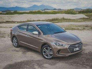 Chính chủ bán Hyundai Elantra 2.0 GLS 2016, màu nâu