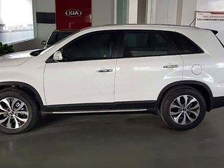 Bán xe Kia Sorento 2.4 GAT Delu sản xuất 2019, màu trắng