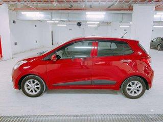 Bán Hyundai Grand i10 sản xuất năm 2017, màu đỏ, nhập khẩu chính chủ giá cạnh tranh
