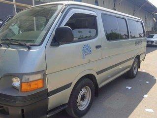Cần bán xe Toyota Hiace sản xuất năm 2004, màu xanh