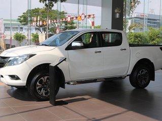 Bán Mazda BT 50 đời 2019, màu trắng, nhập khẩu, giá chỉ 580 triệu