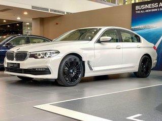 Bán xe BMW 520i sản xuất 2019, màu trắng, nhập khẩu nguyên chiếc