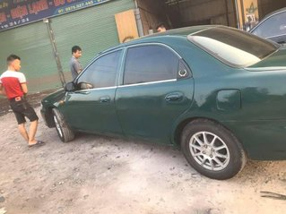 Gia đình bán Mazda 323 năm sản xuất, màu xanh rêu