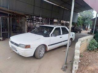 Bán Mazda 323 đời 1995, màu trắng, giá chỉ 35tr