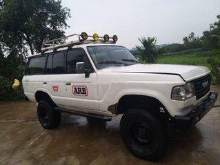 Cần bán xe Toyota Land Cruiser năm 1985, màu trắng