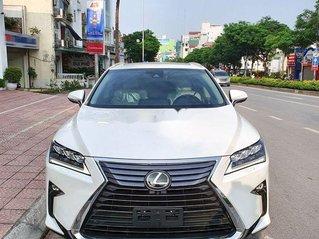 Cần bán lại xe Lexus RX đời 2018, màu trắng, nhập khẩu nguyên chiếc còn mới