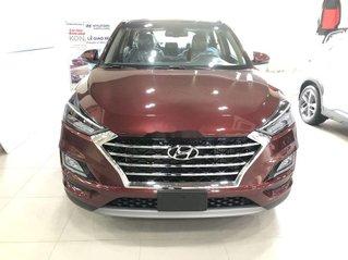 Bán ô tô Hyundai Tucson sản xuất 2019, màu đỏ, giảm giá