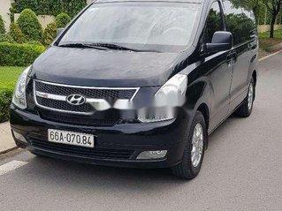 Bán Hyundai Grand Starex sản xuất 2013, màu đen, xe nhập