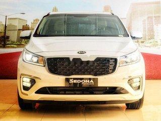 Bán xe Kia Sedona 2018, màu trắng, nhập khẩu, mới hoàn toàn