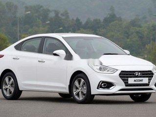 Bán ô tô Hyundai Accent năm sản xuất 2019, màu trắng, nhập khẩu nguyên chiếc, giá tốt